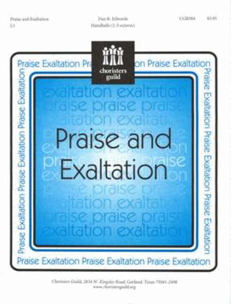 Cover of Praise and Exaltation