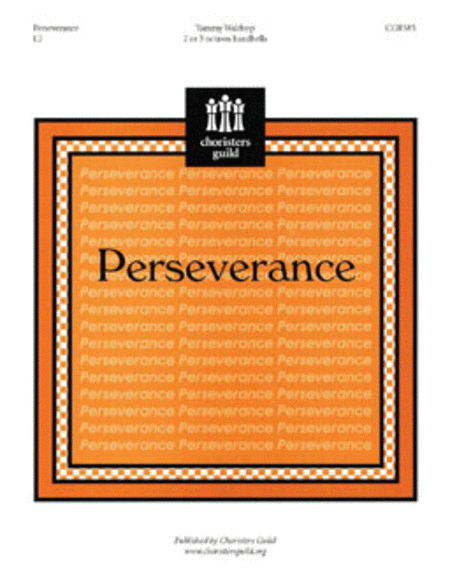 Cover of Perseverance