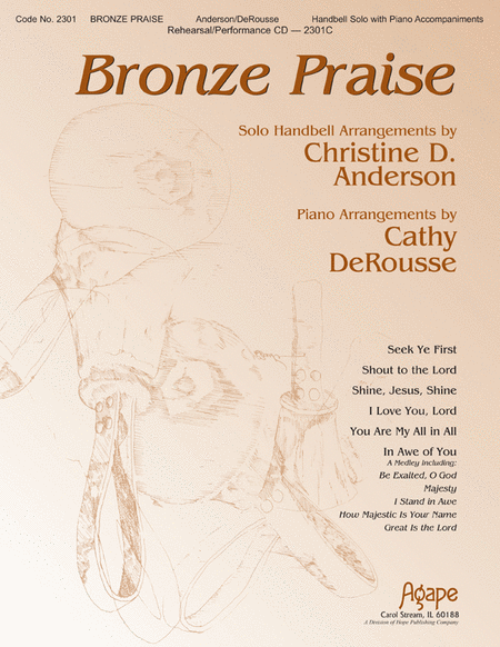 Cover of Bronze Praise