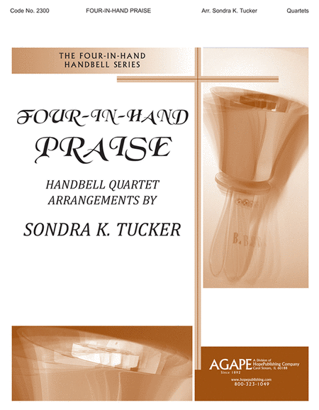 Cover of Four-In-Hand Praise