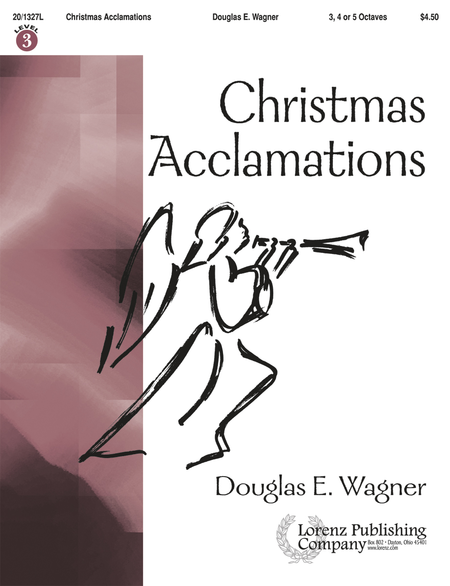 Cover of Christmas Acclamations