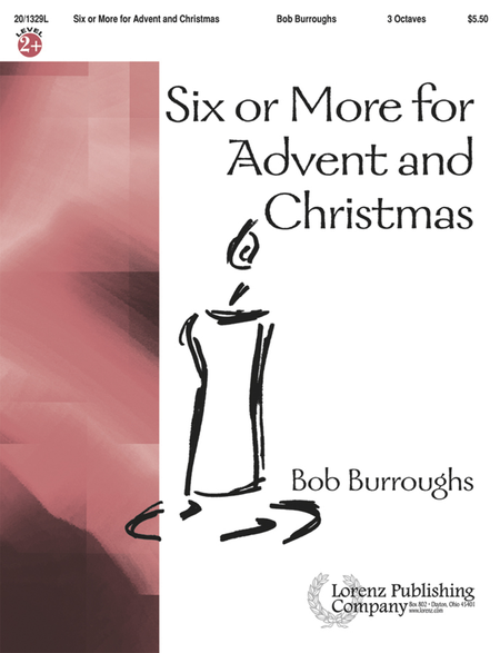 Cover of Six or More for Advent and Christmas