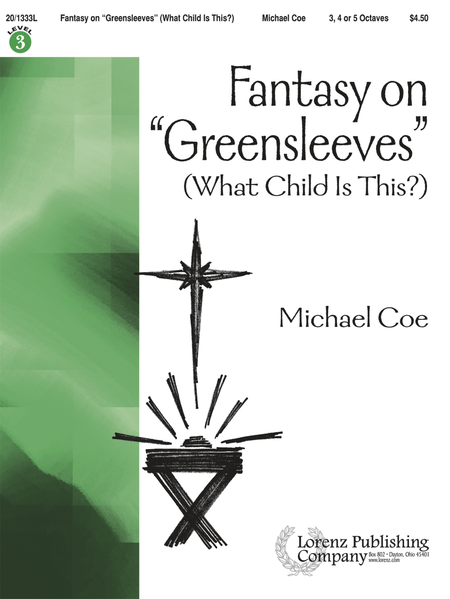 "Cover of Fantasy on ""Greensleeves"""