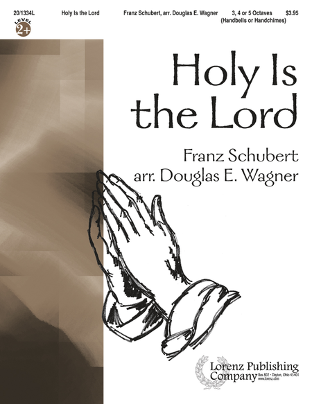 Cover of Holy Is the Lord