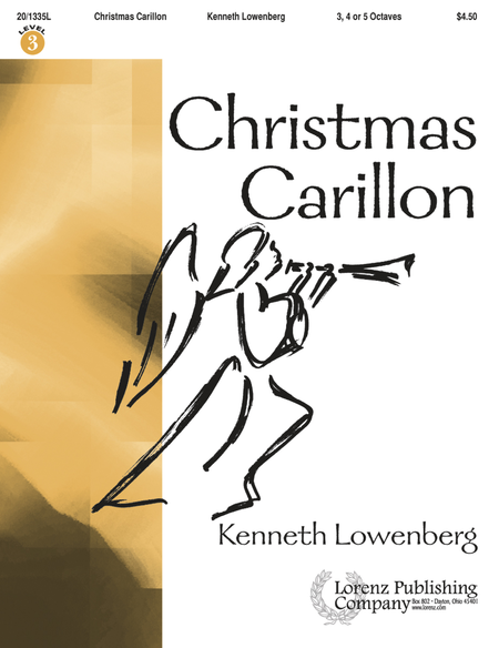 Cover of Christmas Carillon