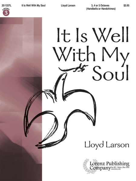 Cover of It Is Well with My Soul