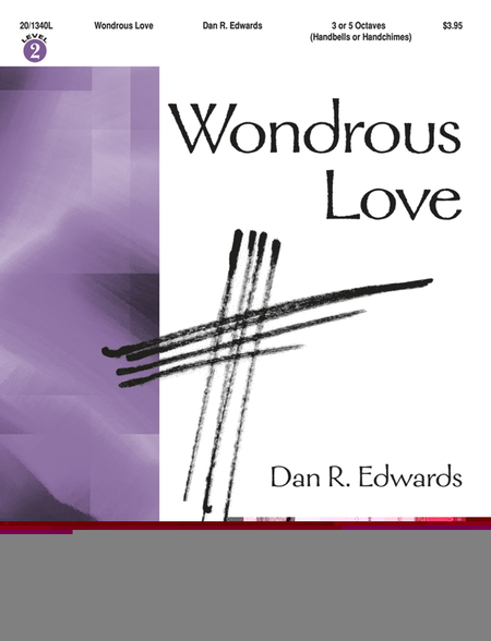 Cover of Wondrous Love