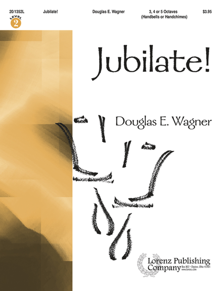 Cover of Jubilate!