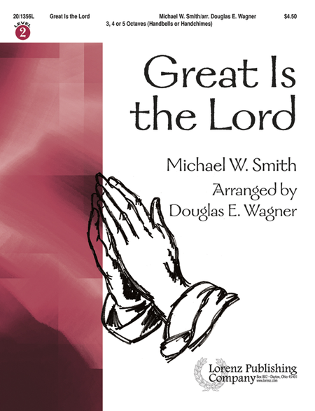 Cover of Great Is the Lord