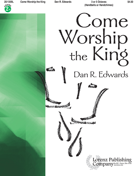 Cover of Come Worship the King