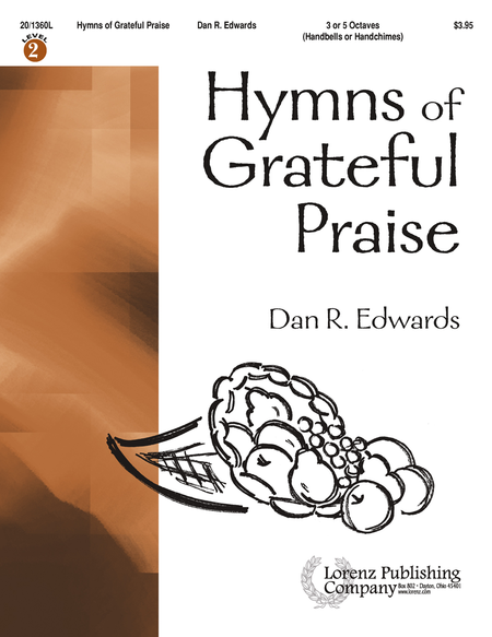 Cover of Hymns of Grateful Praise