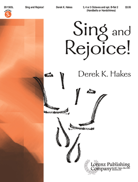 Cover of Sing and Rejoice!