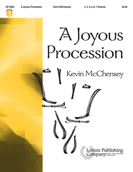 Cover of A Joyous Procession