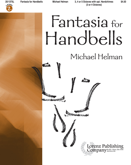 Cover of Fantasia for Handbells