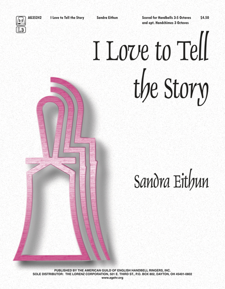 Cover of I Love to Tell the Story