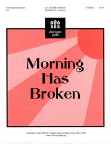 Cover of Morning Has Broken