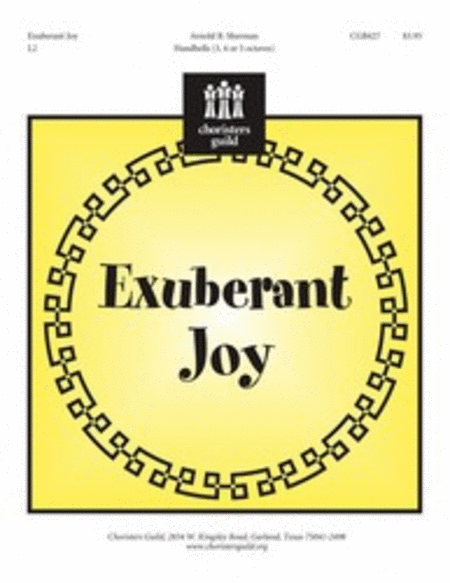 Cover of Exuberant Joy