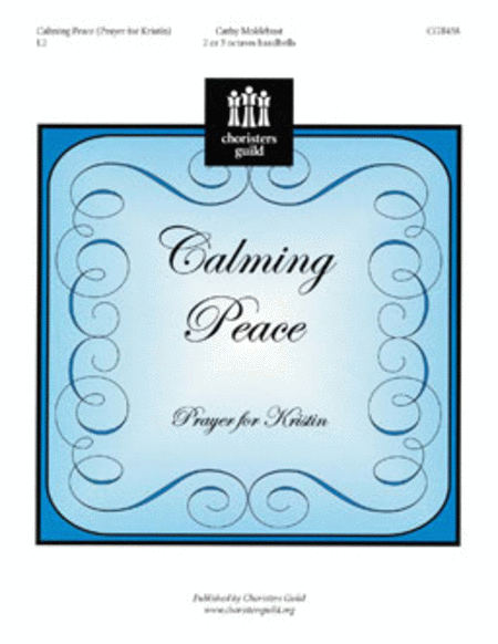Cover of Calming Peace (Prayer for Kristin)