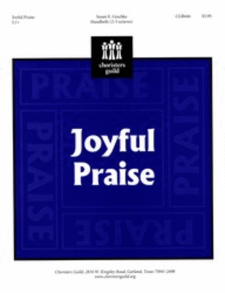 Cover of Joyful Praise