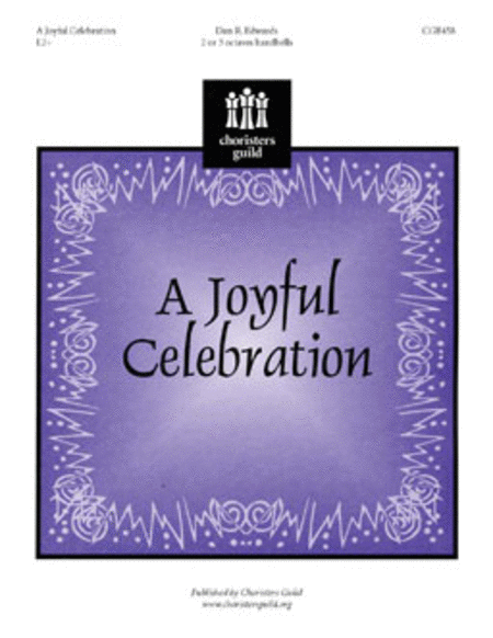 Cover of A Joyful Celebration