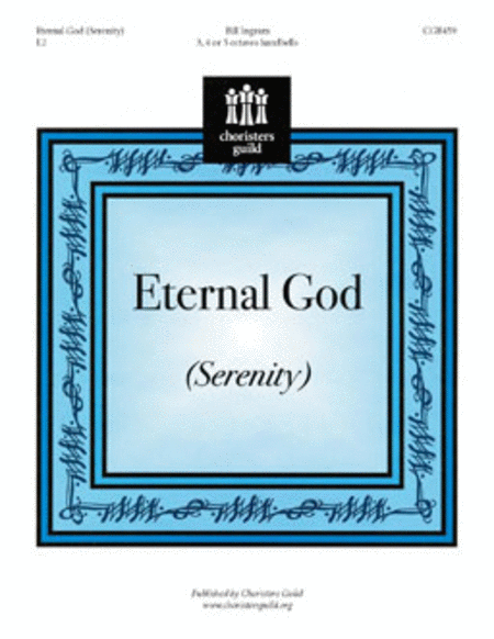 Cover of Eternal God (Serenity)