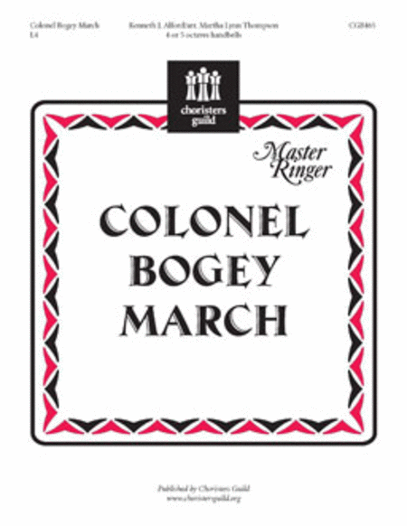 Cover of Colonel Bogey March