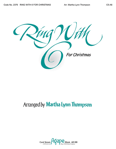 Cover of Ring with 6 for Christmas