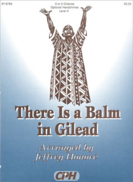 Cover of There Is A Balm In Gilead