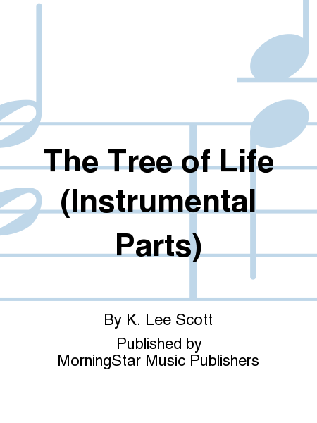 Cover of The Tree of Life (Instrumental Parts)