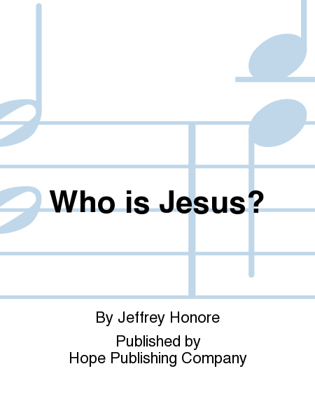 Cover of Who is Jesus?