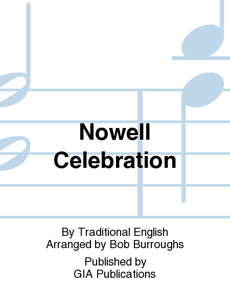 Cover of Nowell Celebration