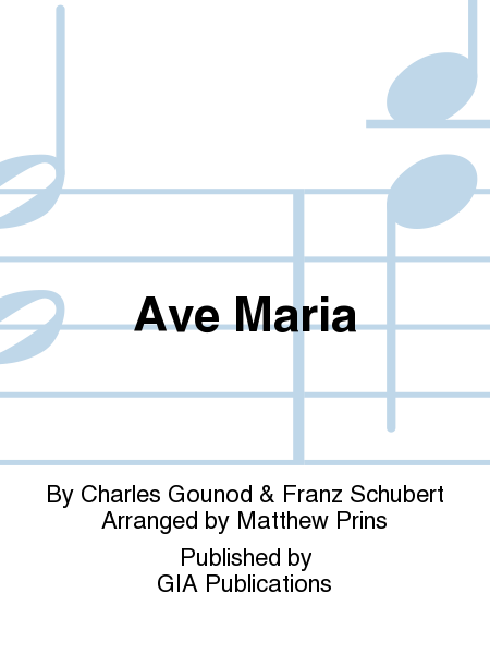 Cover of Ave Maria