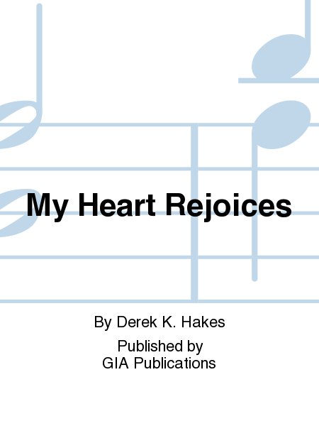 Cover of My Heart Rejoices
