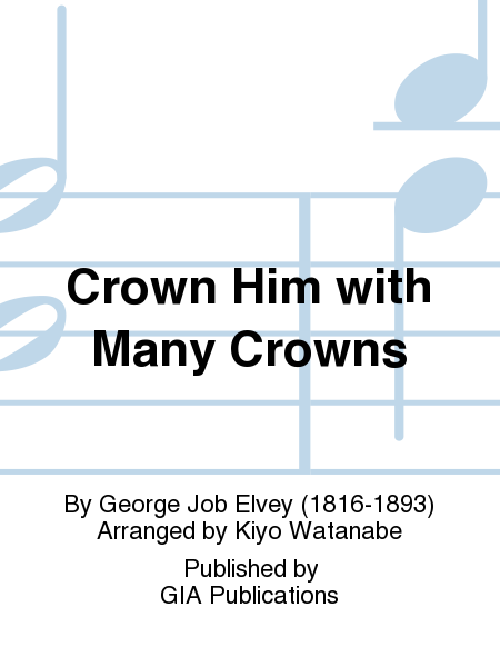 Cover of Crown Him with Many Crowns