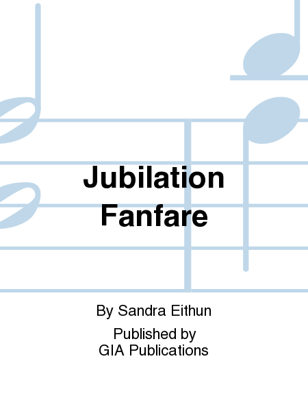 Cover of Jubilation Fanfare