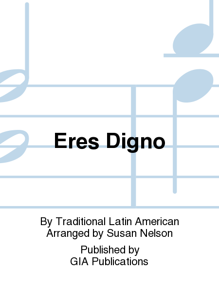 Cover of Eres Digno
