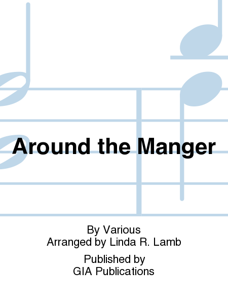 Cover of Around the Manger
