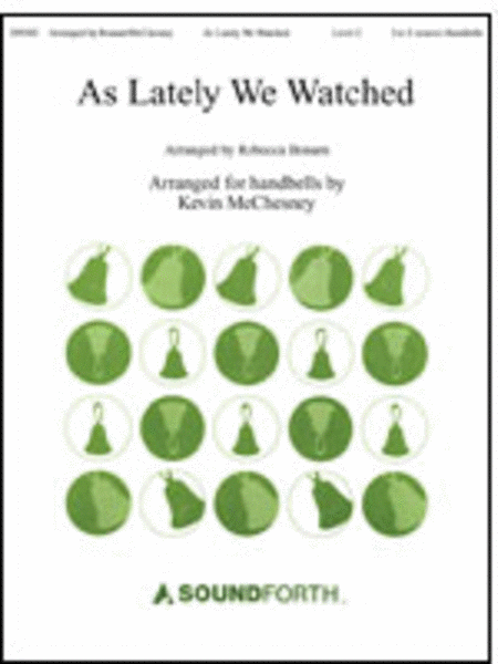 Cover of As Lately We Watched