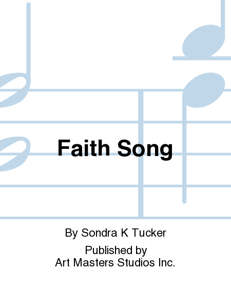Cover of Faith Song