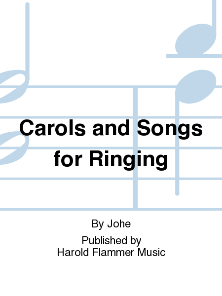 Cover of Carols and Songs for Ringing
