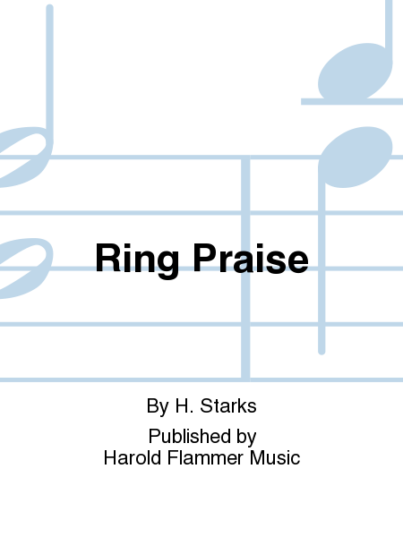 Cover of Ring Praise