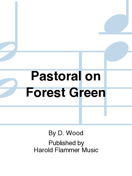 Cover of Pastoral on Forest Green