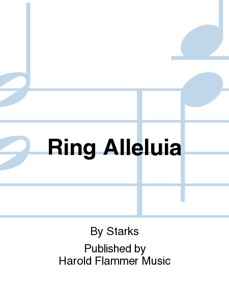 Cover of Ring Alleluia