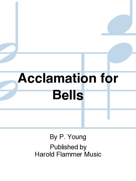 Cover of Acclamation for Bells