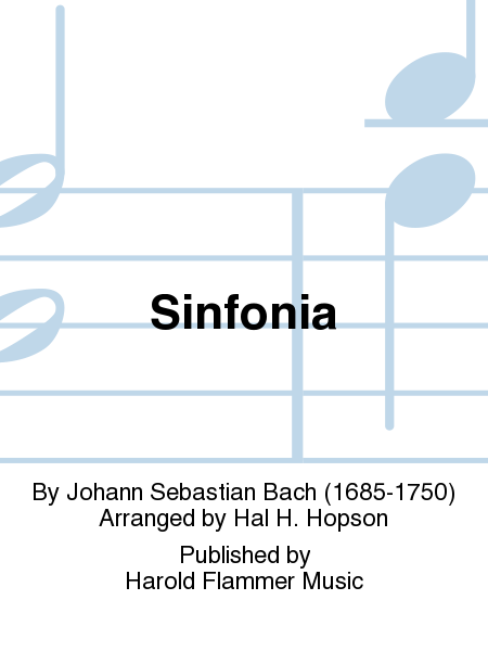Cover of Sinfonia