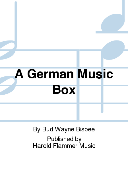 Cover of A German Music Box