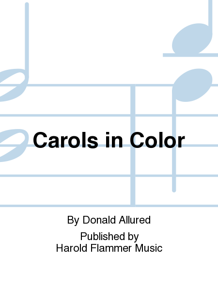 Cover of Carols in Color