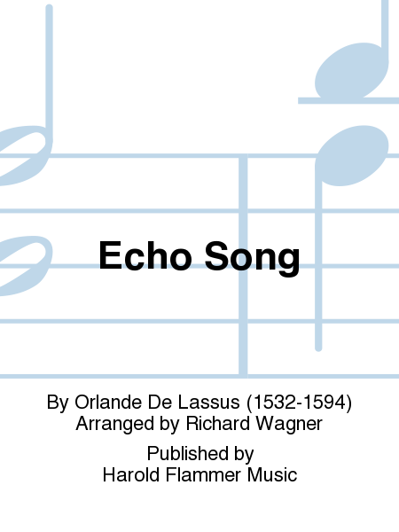 Cover of Echo Song