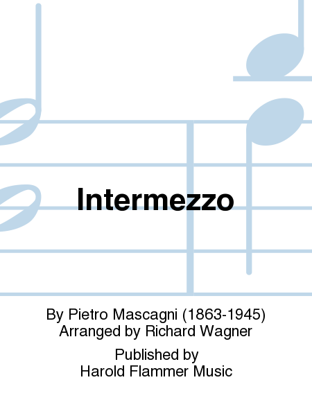 Cover of Intermezzo