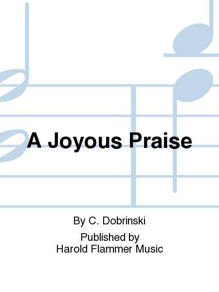 Cover of A Joyous Praise